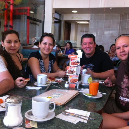 Photo taken at Los Bisquets Bisquets Obregón by Faby M. on 2/13/2012