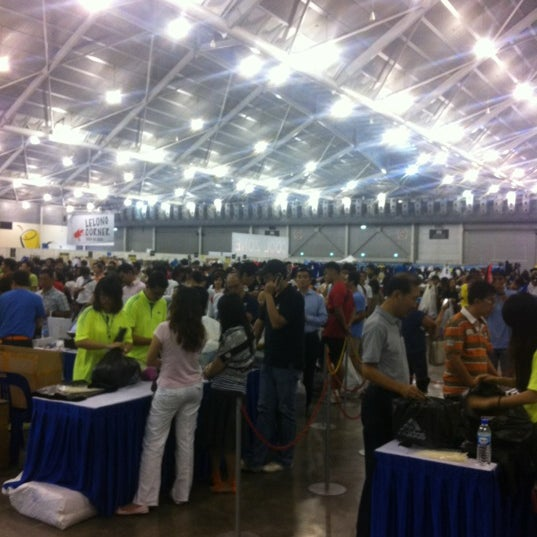 D Printing Exhibition In Singapore : Singapore expo hall tampines tips from visitors
