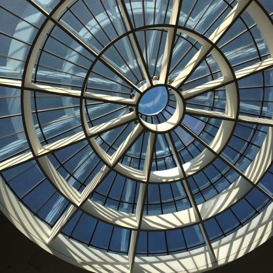 Photo taken at Pinakothek der Moderne by Helga on 5/17/2012