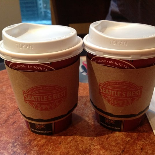 Photo taken at Seattle's Best Coffee by Anna L. on 7/31/2012