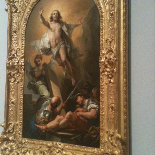 Photo taken at Haggerty Museum of Art by Ozzy on 2/17/2012