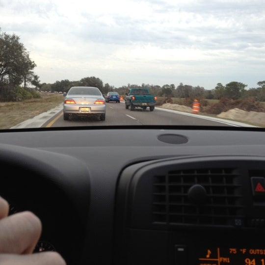 Photo taken at I-75 by Bradley G. on 2/3/2012