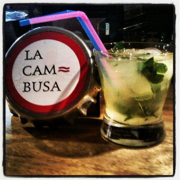 Foto scattata a Pizzosteria La Cambusa da Davide S. il 7/12/2012
