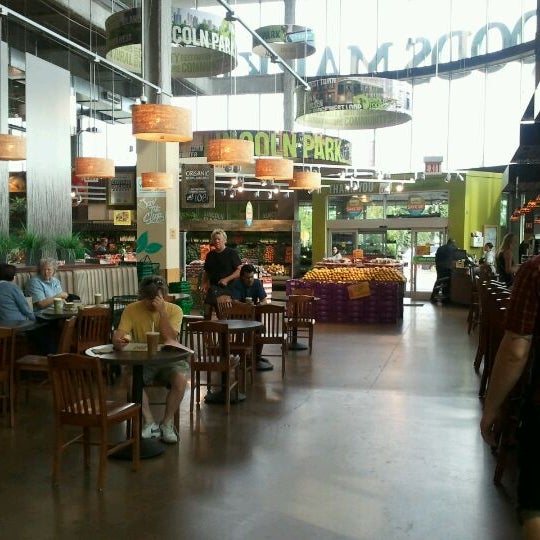 Photo taken at Whole Foods Market by Sam Y. on 6/16/2012