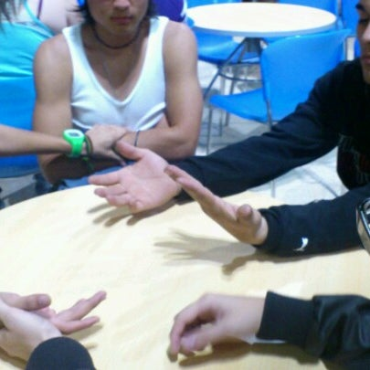 Photo taken at Food Court Terramall by Norbi A. on 6/25/2012