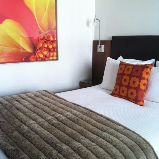 Photo taken at Hotel Modera by Miki L. on 7/25/2012