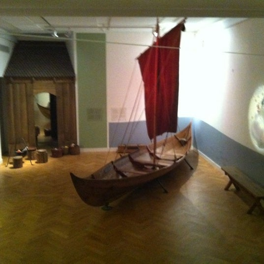 Photo taken at National Museum of Denmark by Paola P. on 7/4/2012