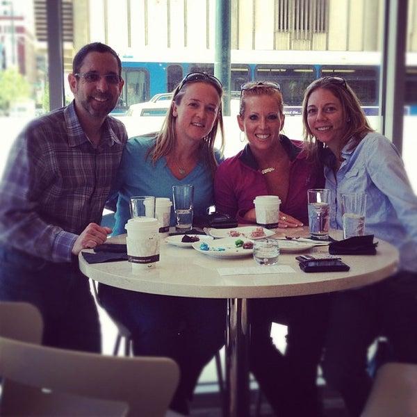 Photo taken at Crave Dessert Bar & Lounge by JD D. on 4/27/2012