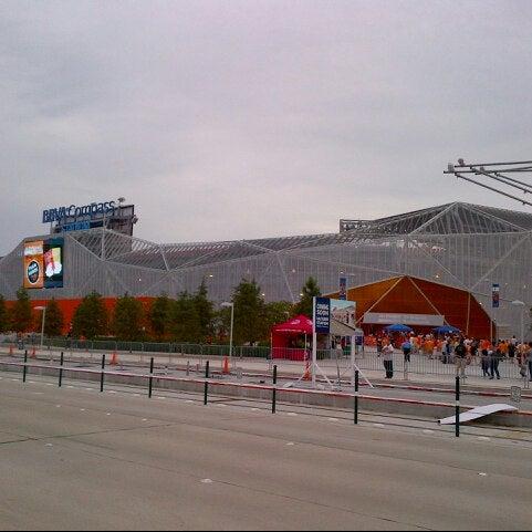 Photo prise au BBVA Compass Stadium par Rene L. le8/25/2012