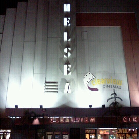 Cin 233 Polis Chelsea Movie Theater In Chelsea