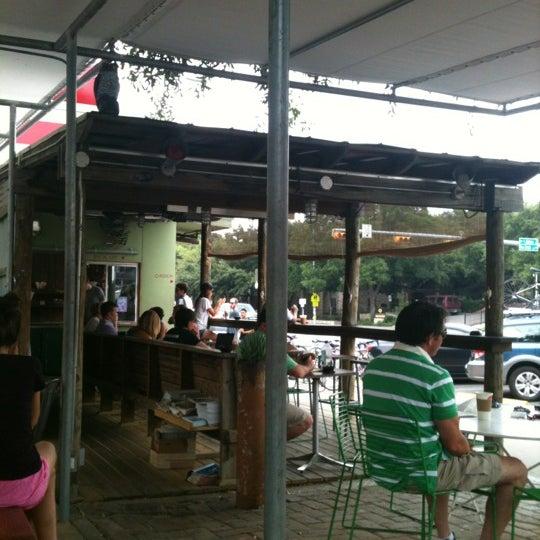 Photo taken at Jo's Coffee by Rita W. on 6/4/2012