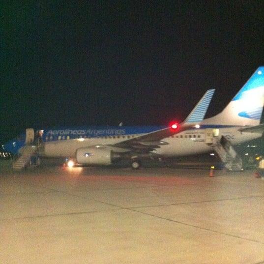 Foto tomada en Aeropuerto Internacional del Neuquén - Presidente Juan D. Perón (NQN) por Clément B. el 7/19/2012