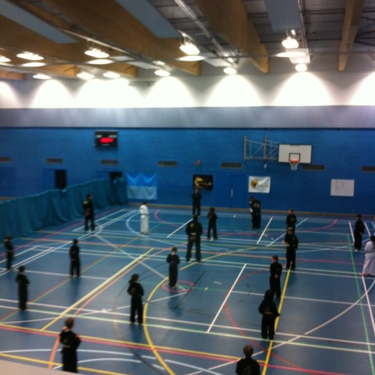 Photo taken at Malvern St James TKD by Dave K. on 2/27/2012