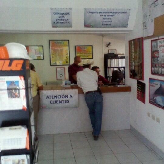 Photo taken at RENTCO by Antonio I. on 6/28/2012