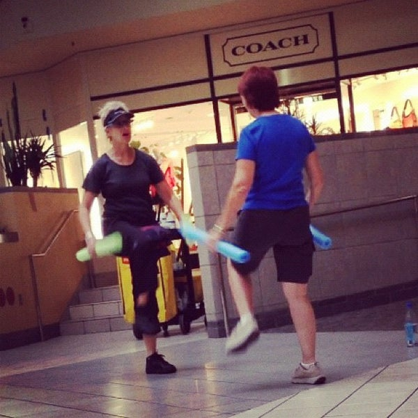 Photo taken at Briarwood Mall by Olivia S. on 7/26/2012