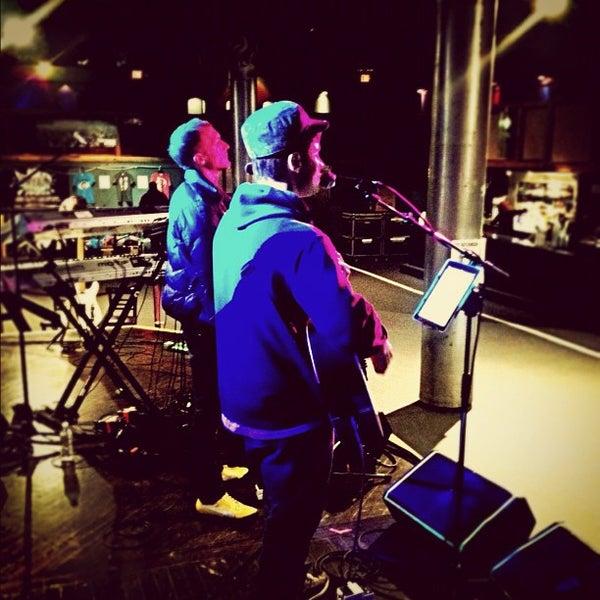 Photo taken at Paradise Rock Club by Graffiti6 on 5/1/2012