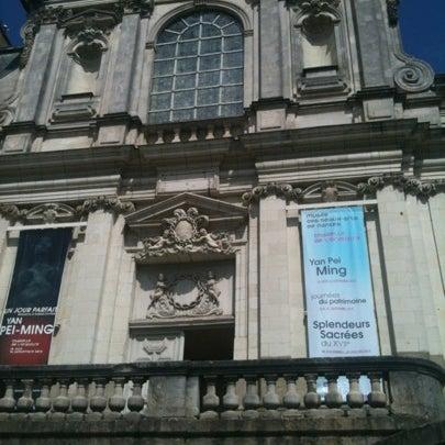 Mus e des beaux arts nantes pays de la loire - Musee des beaux arts nantes ...