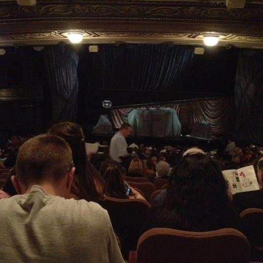 Foto tirada no(a) Majestic Theatre por Lisa L. em 8/31/2012