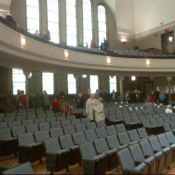 Photo taken at Hochstein School of Music & Dance by MSZWNY M. on 3/25/2012