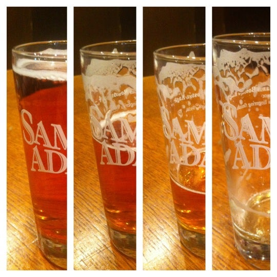 Photo taken at Samuel Adams Brewery by Tomer L. on 2/20/2012