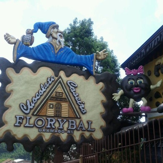 Photo taken at Florybal Chocolates by Cynthia M. on 2/16/2012