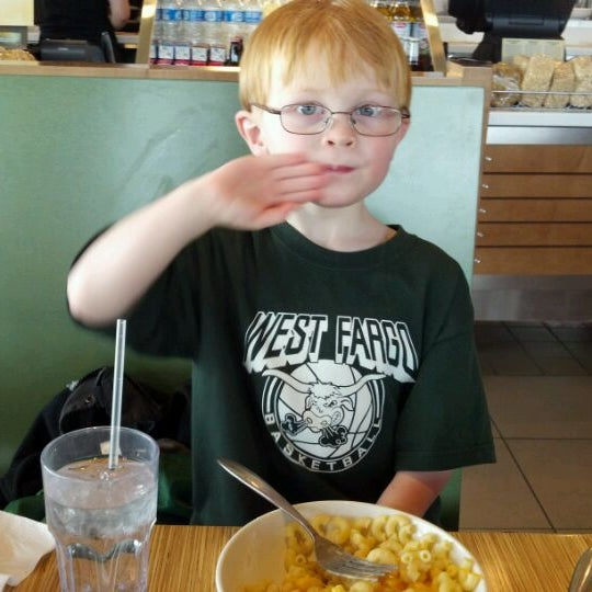 Photo taken at Noodles & Company by Christopher C. on 3/8/2012