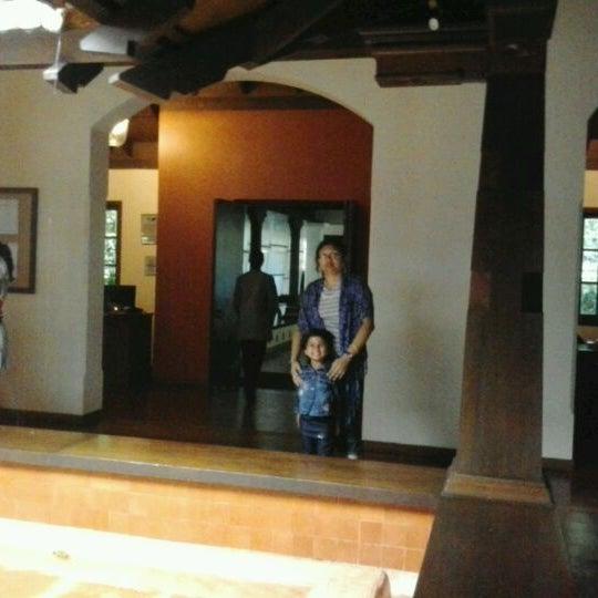 Photo taken at Club Mahindra Madikeri by Anindya H. on 7/26/2012
