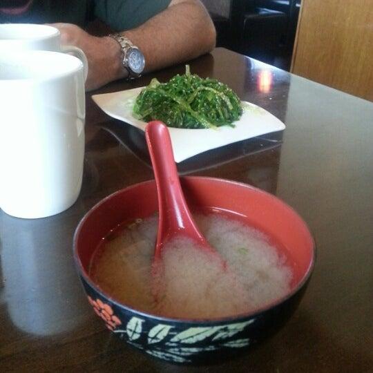 Photo taken at Kyoto Japanese Restaurant by Vanessa P. on 9/2/2012