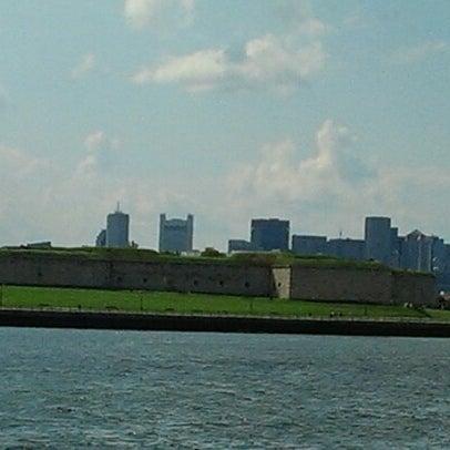 8/16/2012 tarihinde Al H.ziyaretçi tarafından Castle Island'de çekilen fotoğraf