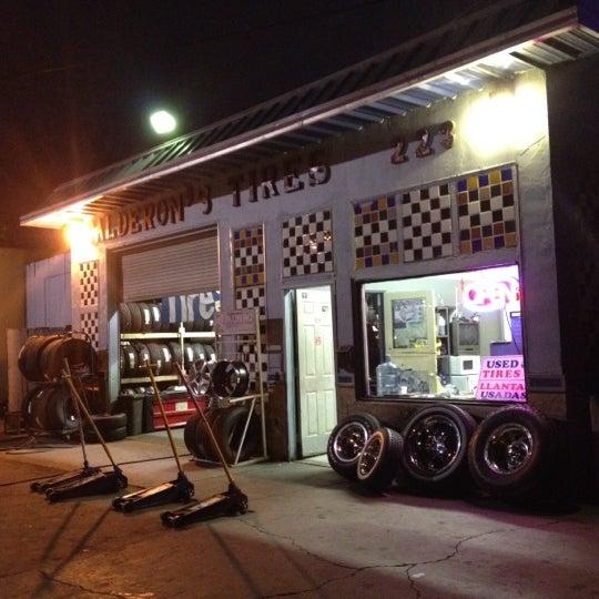 Calderon S Tires 10 Visitors