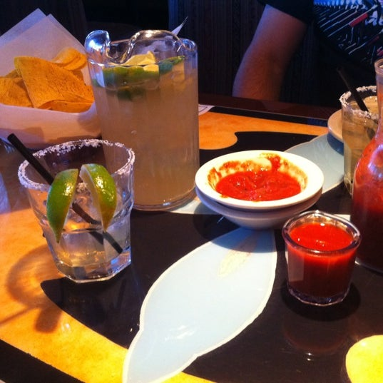 Photo taken at Nando's Mexican Cafe by Leah N. on 2/10/2012