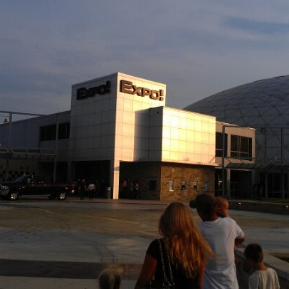 Photo taken at Bell County Expo Center by Robert Dwight C. on 7/8/2012