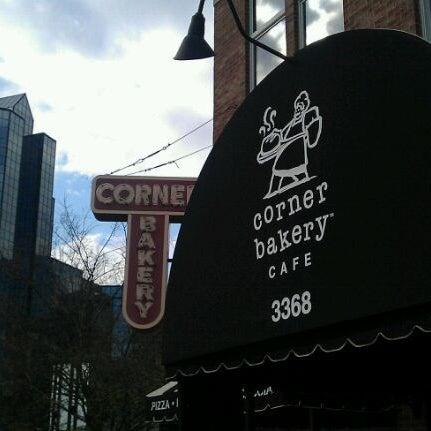 Corner Bakery Cafe Buckhead