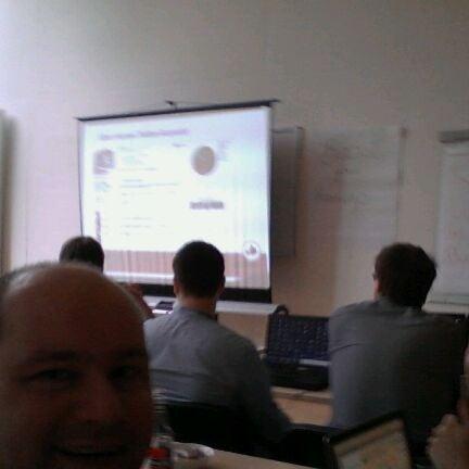Photo taken at Boostpark Workshop by Markus J. on 5/31/2012