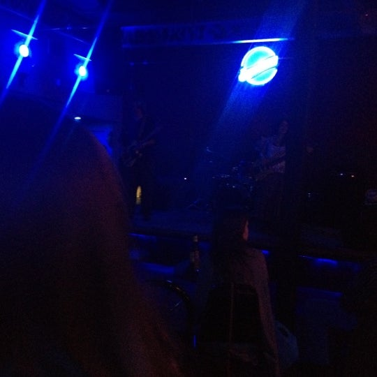 Photo taken at Blue Moon by Andrew A. on 3/11/2012