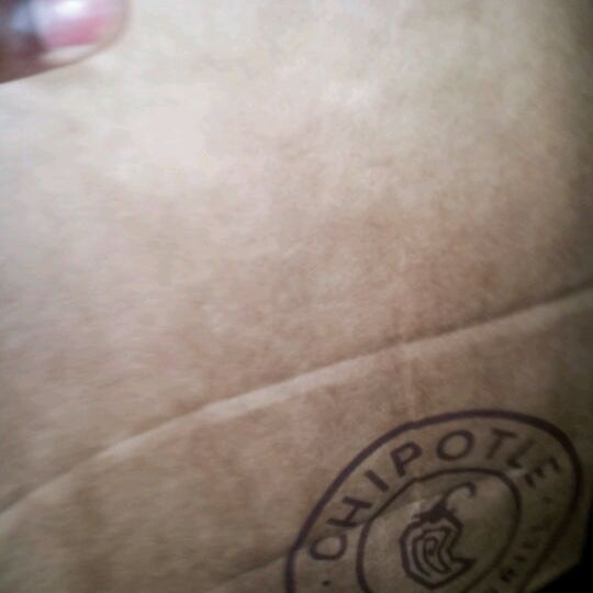 Photo taken at Chipotle Mexican Grill by Andrew B. on 3/20/2012