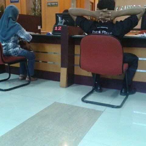 Photo taken at Kantor Pelayanan Pajak Pratama Mataram Barat by iis t. on 8/15/2012