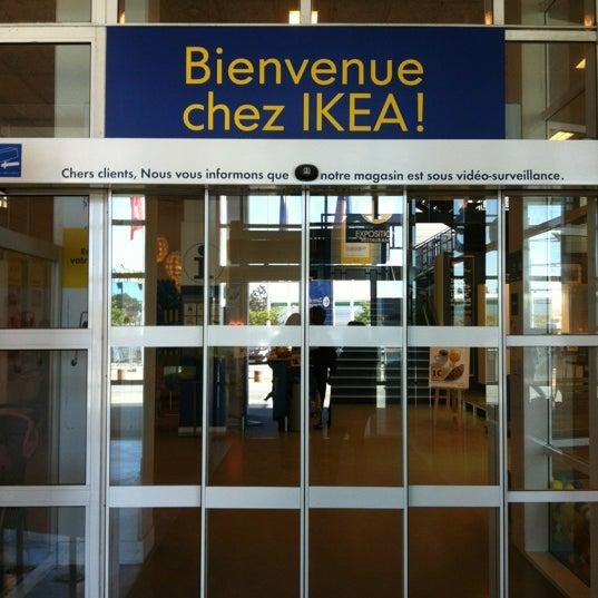 Ikea le lac c c bordeaux lac - Nocturne ikea bordeaux ...