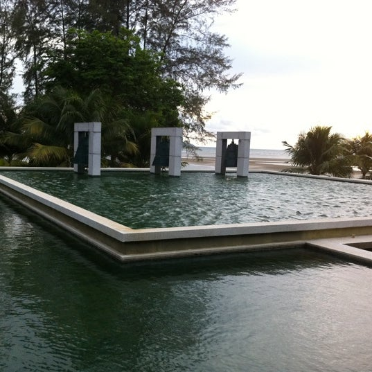 Photo taken at Anantara Si Kao Resort And Spa by Keks C. on 4/25/2012