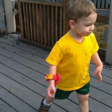 Photo taken at Annie's Playground by Danalee P. on 3/22/2012