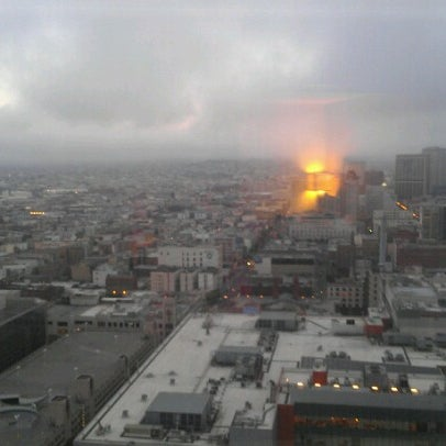 Photo taken at San Francisco Marriott Marquis by JoAnn S. on 8/15/2012