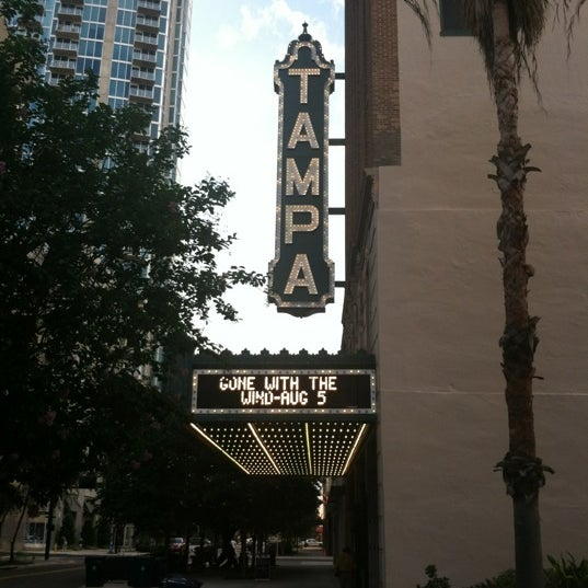 Photo taken at Tampa Theatre by Heather P. on 5/9/2012