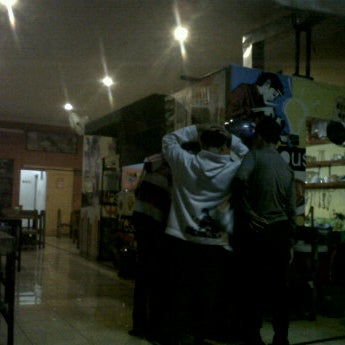 Photo taken at Kedai Ayee by Mahesto D. on 3/31/2012