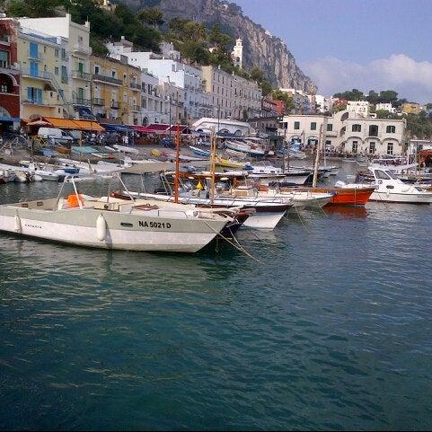 Foto scattata a Marina Grande da Miguel B. il 9/12/2012