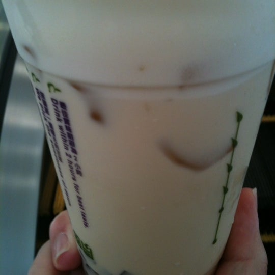 Photo taken at Chatime by Frances W. on 4/1/2012