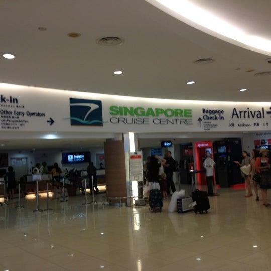 Das Foto wurde bei Tanah Merah Ferry Terminal von Michael C. am 8/4/2012 aufgenommen