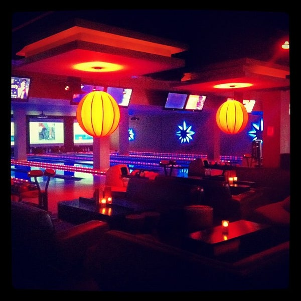 Photo taken at Lucky Strike New York by Peter S. on 6/4/2012