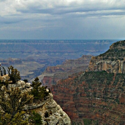 Photo taken at Grand Canyon National Park by Jonathan O. on 7/13/2012