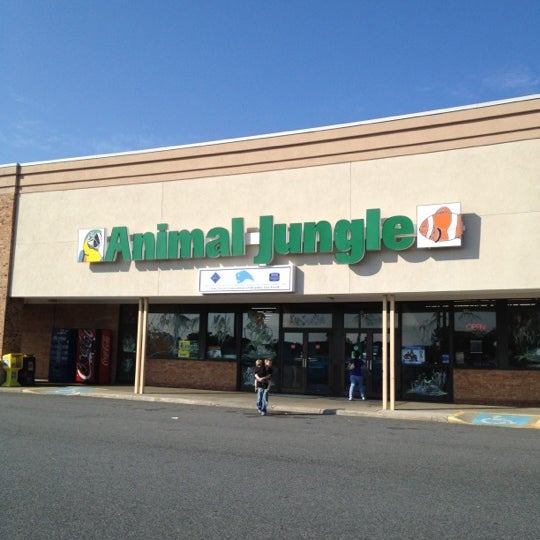 Jungle Pet Store Virginia Beach