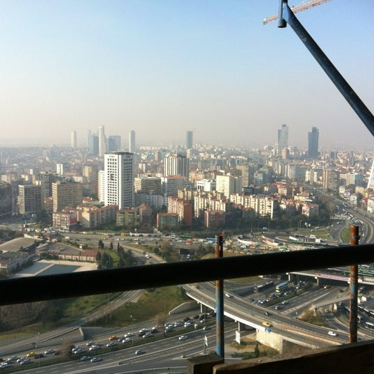 Photo taken at Zorlu Center Şantiyesi by Kerem T. on 2/24/2012